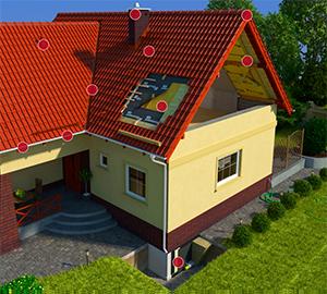 Eurovent 3d kuća